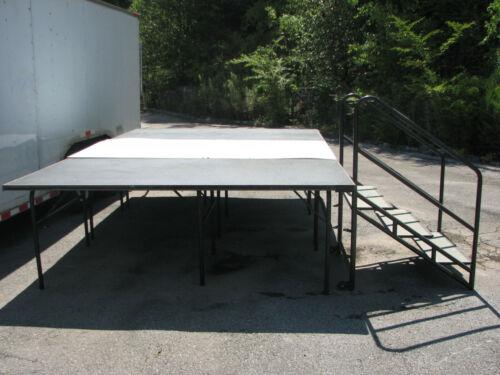 Wenger Trouper & Stagehand Platform System 3 Platforms 12
