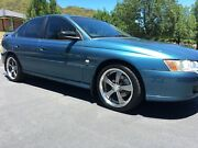 Holden Commodore VY Series 2 Executive 12 MONTHS REGO  Lithgow Lithgow Area Preview