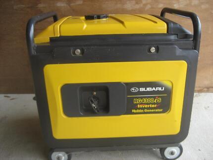 Generator Subaru RG4300IS Mandurah Mandurah Area Preview