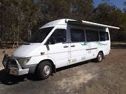 2001 Mercedes Sprinter 308 CDI (LWS) Motorhome Crows Nest Toowoomba Surrounds Preview