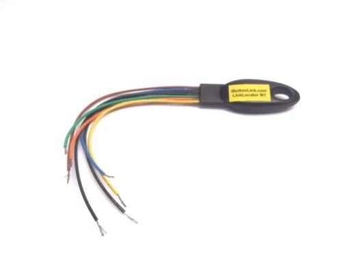 iButton Link LinkLocator Model 1 Info & Location Reader Semi Waterproof 1-Wire