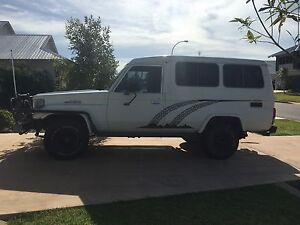 1989 Toyota Troop carrier LandCruiser Darwin City Preview