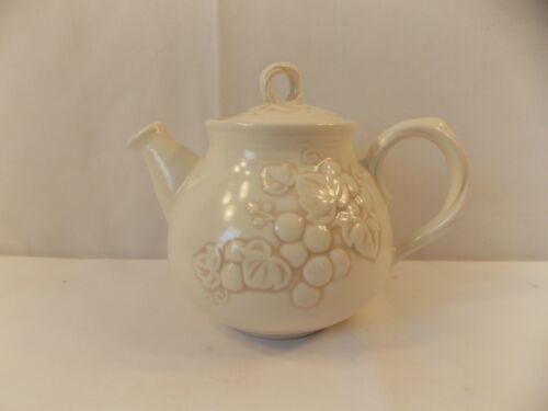 "Metlox Poppytrail ""Antique Grape"" Teapot"