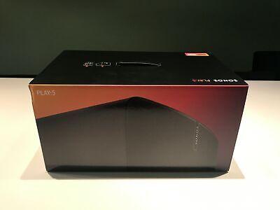 Brand New Sonos PLAY 5 Wireless streaming smart speaker (Black) Gen 2