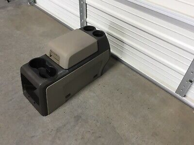 Used, 09 10 11 12 13 14 FORD F150  STONE CENTER CONSOLE 2009 2010 2011 2012 2013 2014 for sale  Stephenville