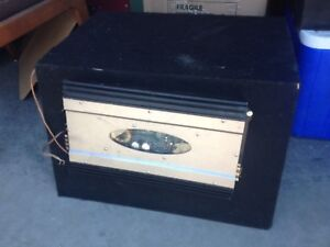 Phoenix Gold Amplifier and 12in Sub Box