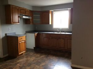 Two bedroom apartment available December 1 , in adult building