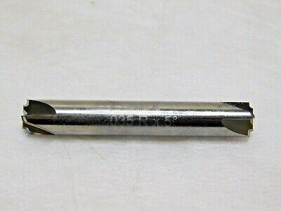 Richards Carbide Corner Rounding End Mill .030X.020 2 FL QTY 2 839F-2.030X.020