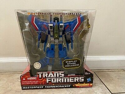 Hasbro Transformers Thundercracker Masterpiece Toys R Us Exclusive Figure