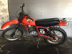 Honda XL 125 S  1982 non fonctionnel