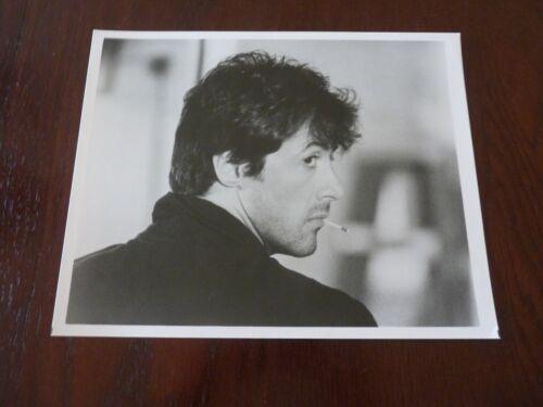 Sylvester Stallone Rocky Sexy 8x10 B&W Promo Photo
