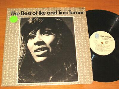 STEREO BLUES LP - IKE & TINA TURNER - BLUE THUMB 49 -
