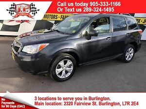 2014 Subaru Forester Automatic, Heated Seats, Back Up Camera, AW
