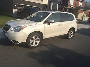 2015 Subaru Forester Touring AWD WITH Technology and Navigation