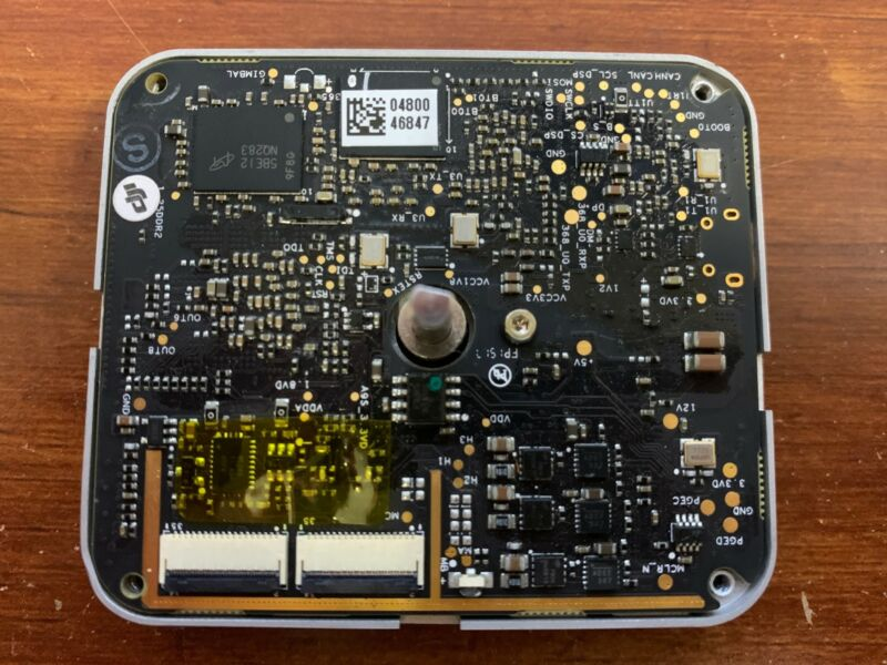 Original DJI Phantom 3 Pro 4k Gimbal Camera Main Board Motherboard