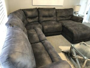 Custom Dawson Sectional