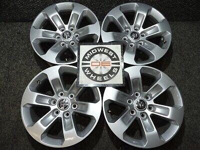 "2019 2020 Dodge Ram 1500 BIG HORN 18"" Factory OE Wheels  NEW TRUCK TAKE OFF #W"