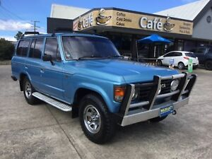 1984 Toyota LandCruiser G pack Manual SUV Underwood Logan Area Preview