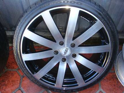 "Set Of 19"" G2 Rims 5 Stud x 114.3 Pattern Only !"