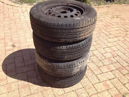 Holden commadore Toyota Camry tyres Rivervale Belmont Area Preview