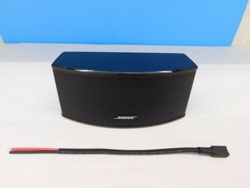 Bose Jewel Seies II Center Horizontal Speaker Lifestyle, Black