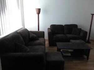 Lounges. Glass desk & chair. Large heater. Mosman Park Cottesloe Area Preview