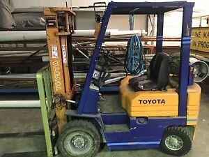 Forklift Maida Vale Kalamunda Area Preview