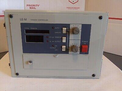 Mitsubishi LE-MU Tension Controller