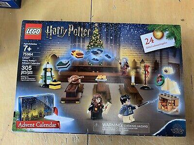LEGO Harry Potter: Advent Calendar (75964) - NEW - 305pcs - 5 minifigs!