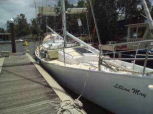 Double ended cutter rig Steel Yacht Ballina Ballina Area Preview