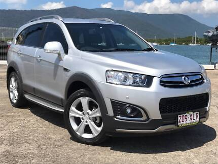 2014 Turbo Diesel Captiva 7 Cairns Cairns City Preview