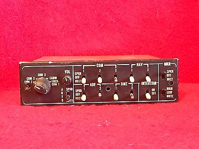 CESSNA F-1010A AUDIO AMPLIFIER P/N 46900-0000
