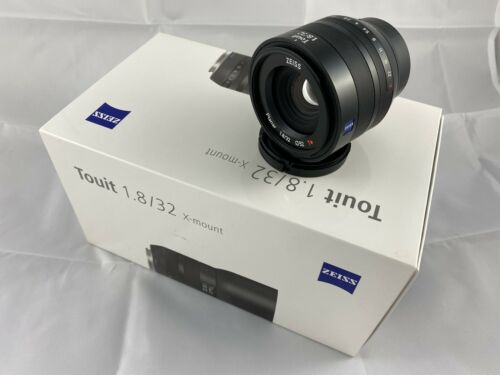 ZEISS Touit 32mm F/1.8 Aspherical AF MF Lens For Fujifilm - $351.00