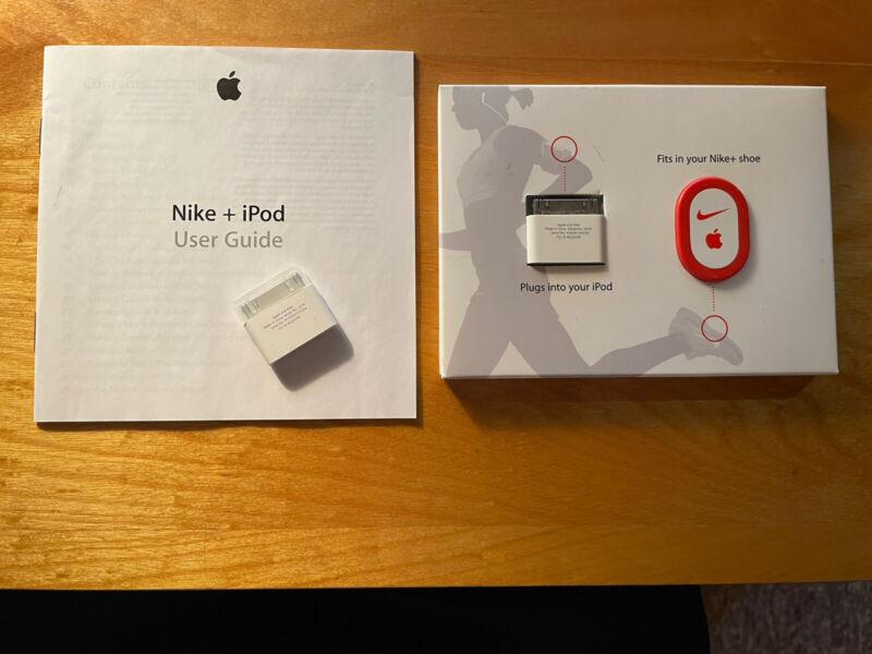 Apple Nike+iPod Wireless Running Kit