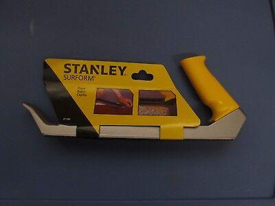 296 Surform Plane - Stanley Surform Forming Plane  12.5 inch  #21-296   NEW