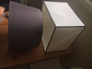 Modern large lampshades