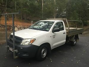 2005 Toyota Hilux Ute Buderim Maroochydore Area Preview