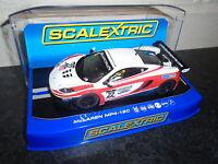 Scalextric C3389 Mclaren Mp4 12c 22 Lights & Dpr Fabulous M/b - scalextric - ebay.co.uk