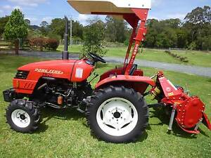Tractor Package Dong Feng 25hp 4x4 Firefly Greater Taree Area Preview