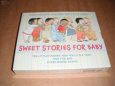 Sweet Stories for Baby Gift Set Hardcover Sweet Baby Gift