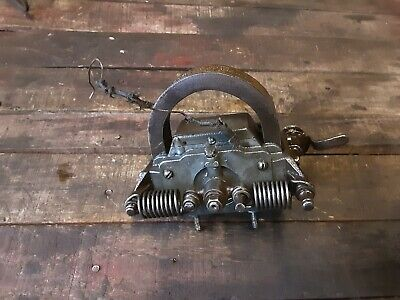 Stover Model Y 2 Hp Hit Miss Engine Ignitor - Webster Fm Magneto - Has Spark