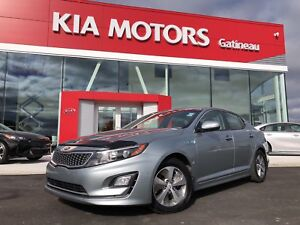 2014 Kia Optima Hybrid LX, Safety & ETEST for ON or QC INCL.