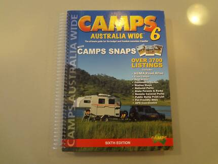 CAMPS Australia Wide 6th edition with Camps Snaps