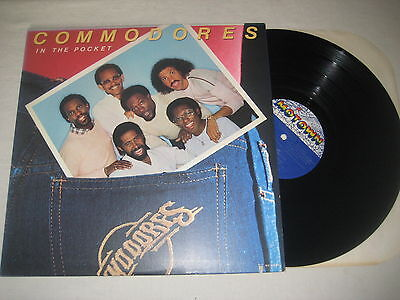 Commodores - In the pocket   Vinyl LP