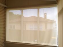 Roller Blinds x 4, various sizes Revesby Heights Bankstown Area Preview