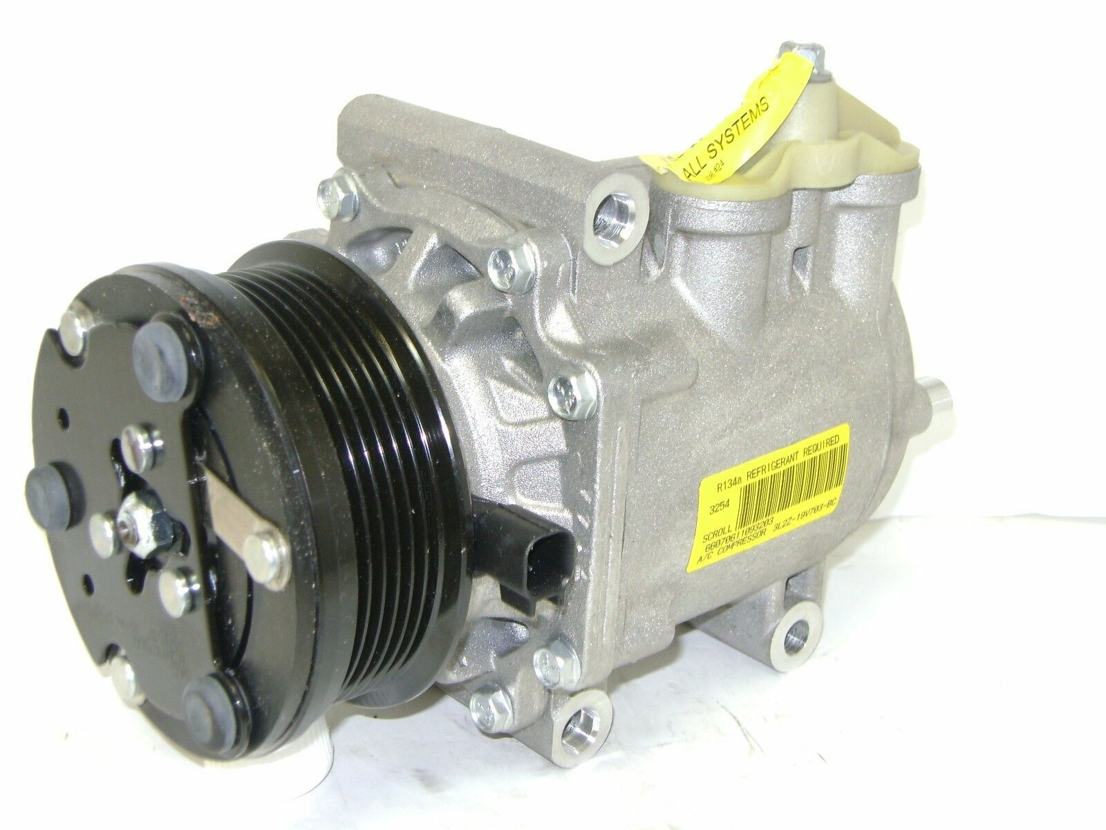 2002 2003 2004 2005 Ford Explorer V6 4.0L New AC Compressor with Clutch 1 Year Warranty