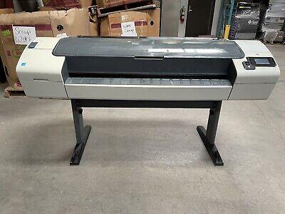 Hewlett Packard Hp Designjet T790 44 Large Format Printer Plotter