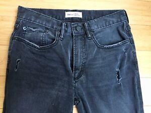 Men's GAP jeans, 28x30, distressed look