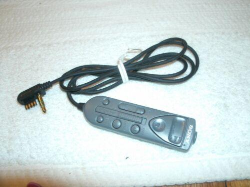 Sony RM-MZ3R Walkman MD Mini Disc Player Remote Control SONY Remote