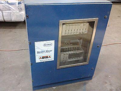 Nordson Smart Coat Powder Spray Controller Cabinet Nordson Powder Coating